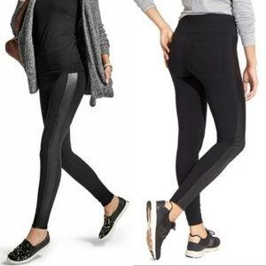 dac1769647ff26 Athleta Pants | Black Tux Metro Legging | Poshmark